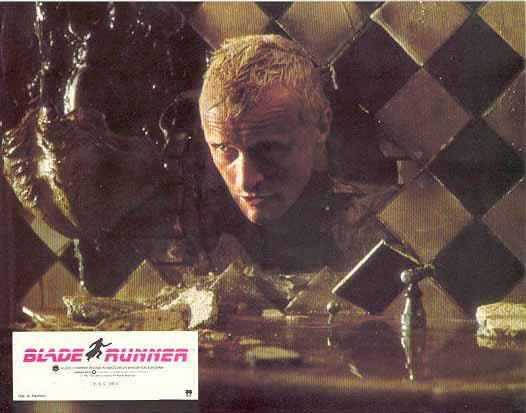 cartel de Blade Runner