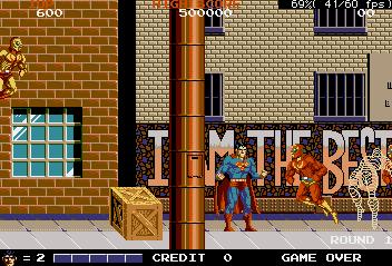 juego Superman