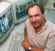 Tim Berners-Lee inventor de la WWW